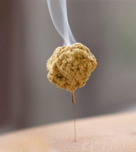 benefits of moxibustion